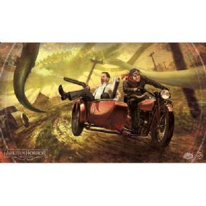 Arkham Horror : The Card Game – Narrow Escape Play Mat